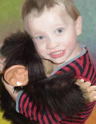Monkey Love by beckikinsella