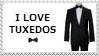 Tuxedo Stamp by NatureAndDragons