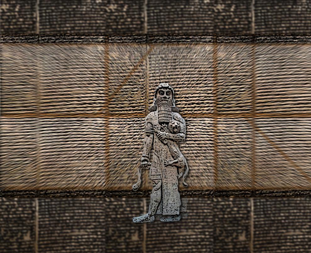 Epic of Gilgamesh by illuuminaEpic Of Gilgamesh