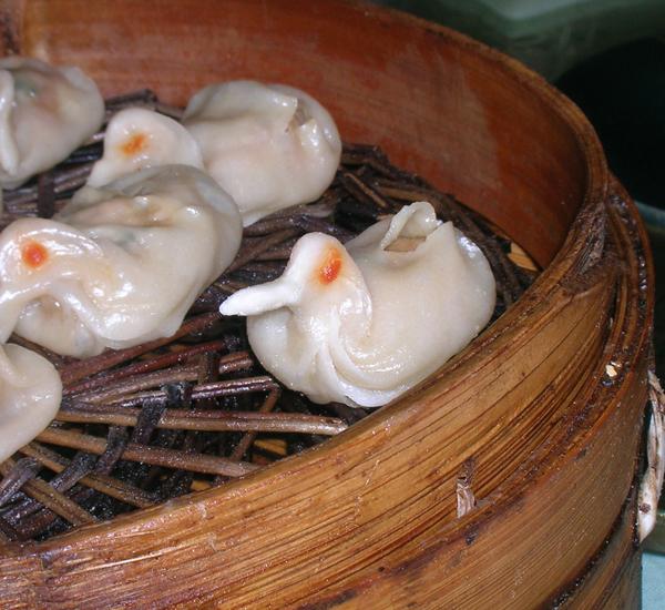 dumplings by Corycat