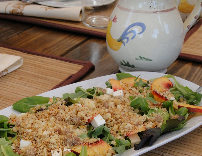yummy salad by Corycat