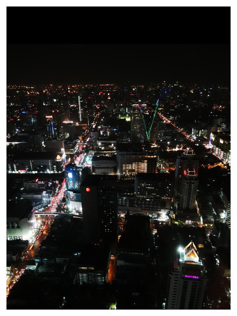 a night in Bangkok by Corycat