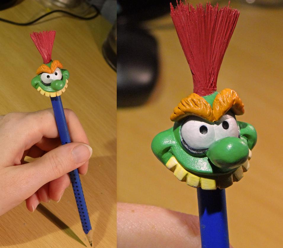 Urp-Pen by Corycat