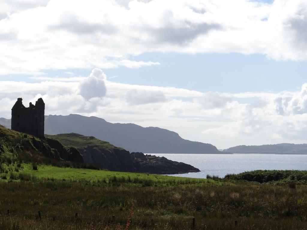 Scotland Isle of Kerrera by Corycat