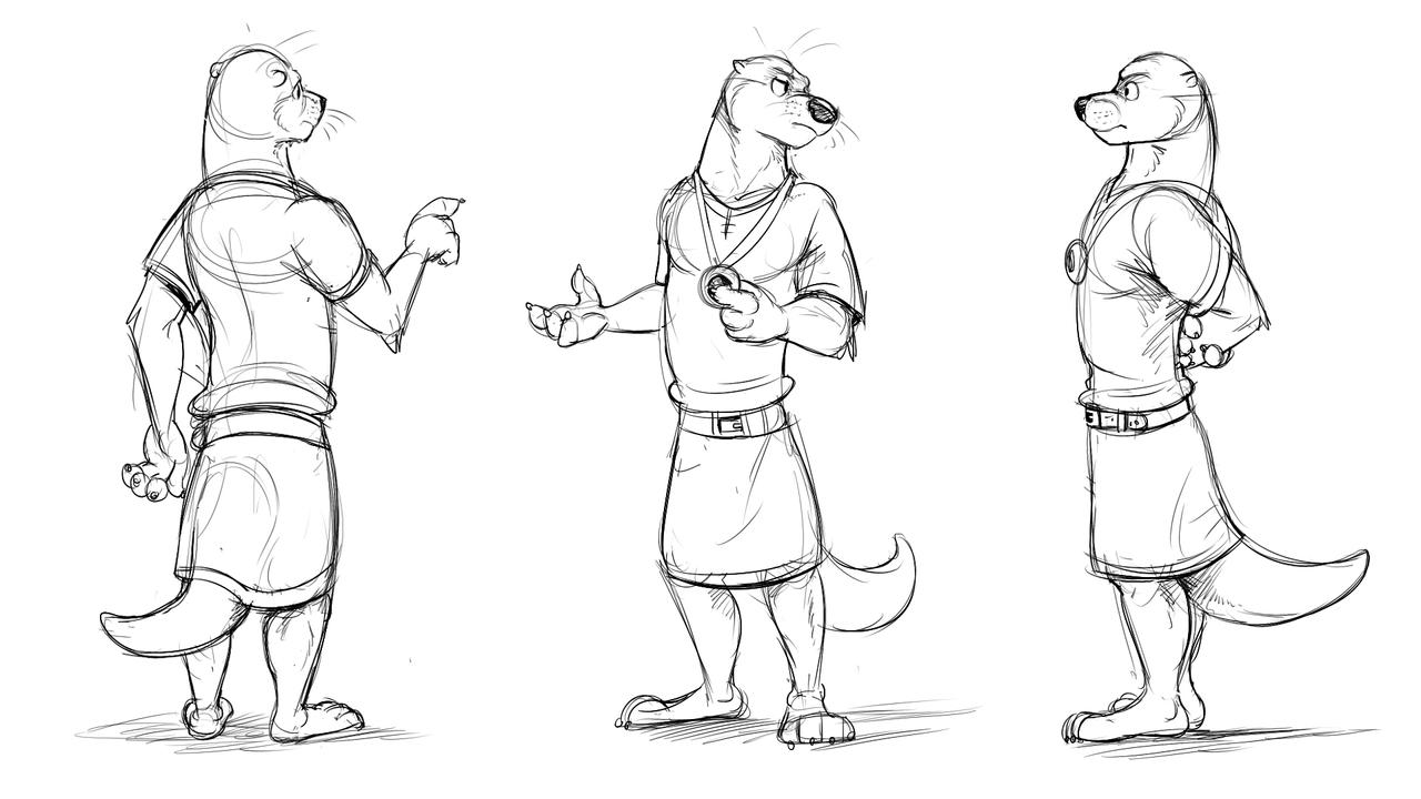 Character Design Proportions : Temiree proportion changes again by on deviantart