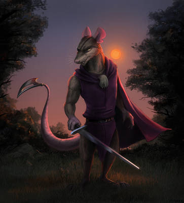 Cluny the Scourge (Redwall)