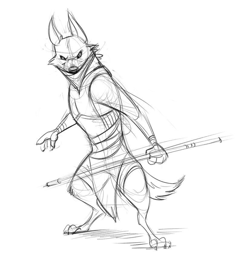 Masked Wolf By Temiree On Deviantart