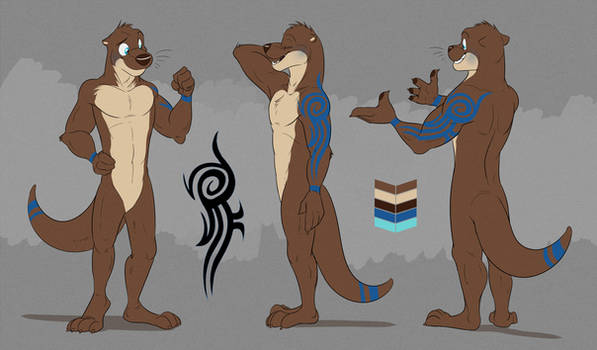 Commission: Adrian Swiftspaw's Reference Sheet
