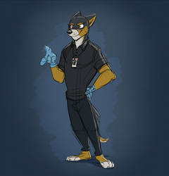 Dogbomb1 Medic Concept by Temiree