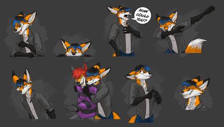 Commission: TFox23