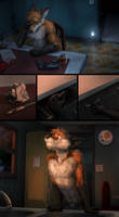 Commission: GrumpyVentrexian (I'm Still Here)