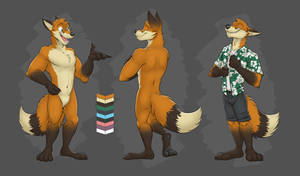 Commission: Chance's Reference Sheet