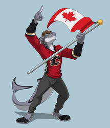 Commission: TheSandvich (GO CANADA!)