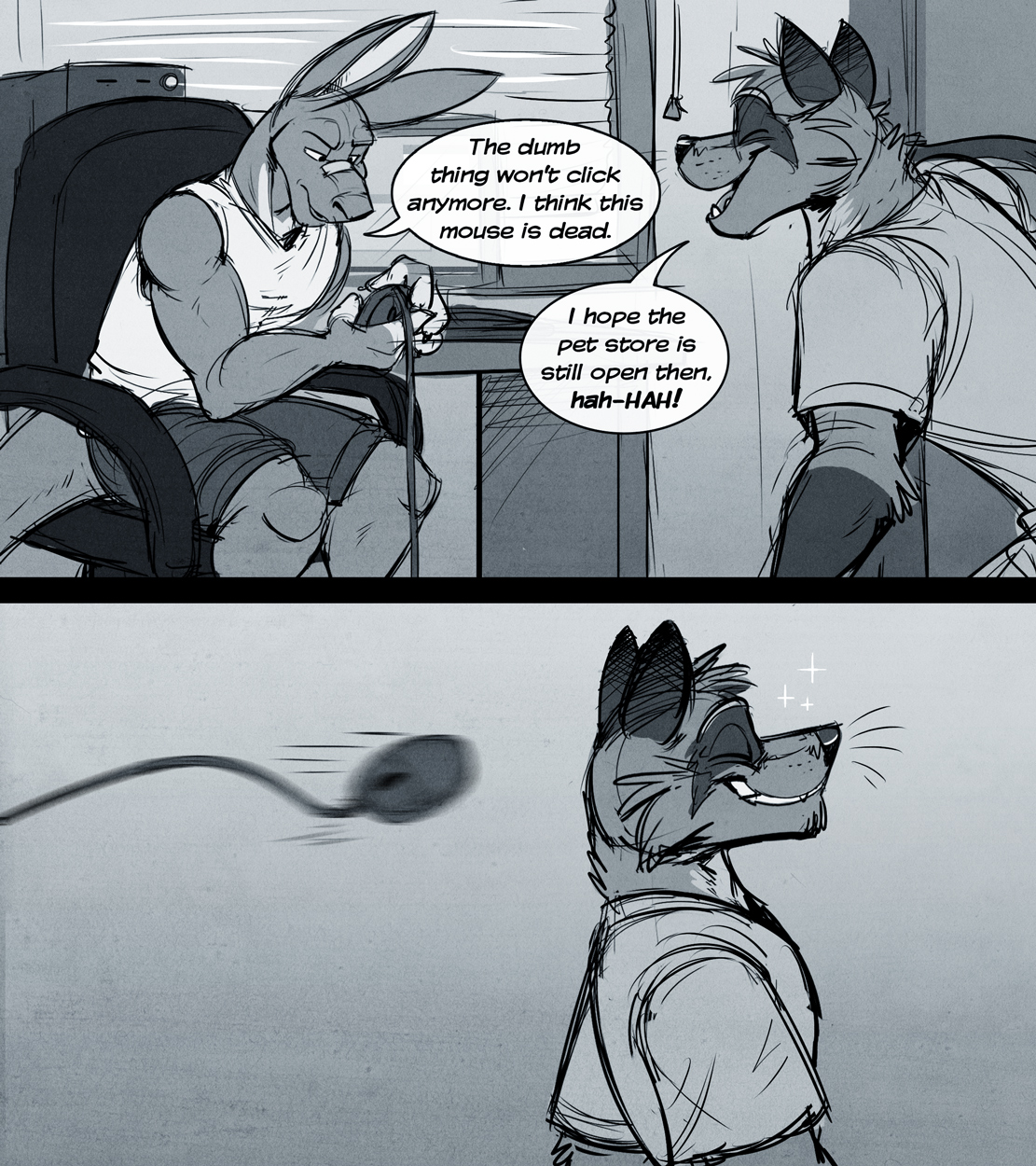 Broken Mouse (Comic)