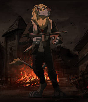 Commission: Wolfwarrior77