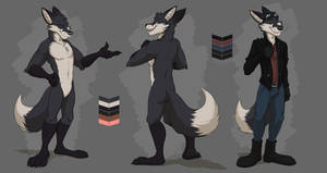 Commission: Tyler's Reference Sheet