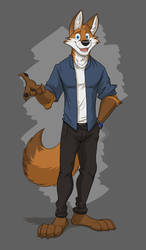 Commission: ScottTheFox94
