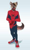 Commission: Lionkingweeb (Red's Halloween Costume)