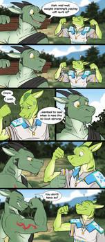 Commission: TEK427 (Comic)