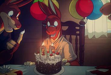 HAAAPPY BIIIRRTHDAY TOOOO YOUUUU! (Birthday 2020)
