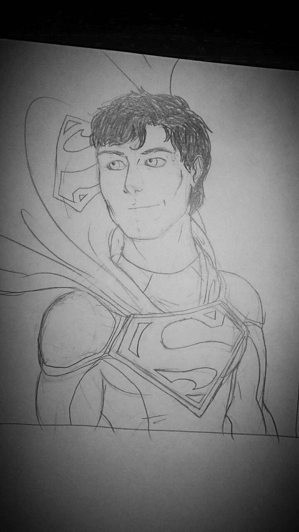 Superman Redesign 1 by PenultimateN