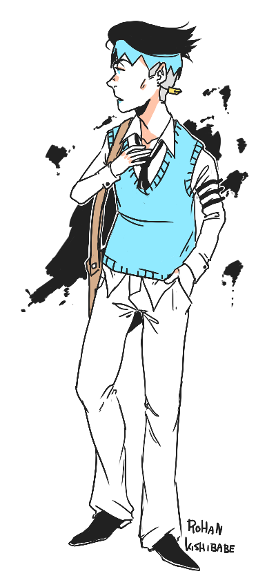 Rohan Doodle by r-r-rivers