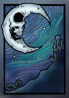 Lunar -colored- by UndeadMinx
