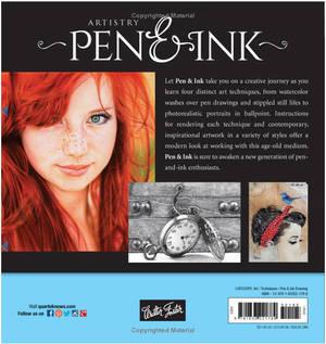 Pen and Ink - Samuel Silva's Book