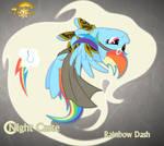 Night Caste Rainbow Dash