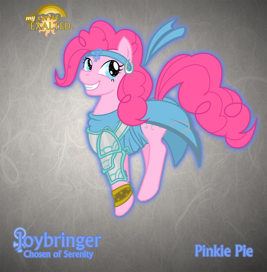 Joybringer Pinkie Pie by Rhanite