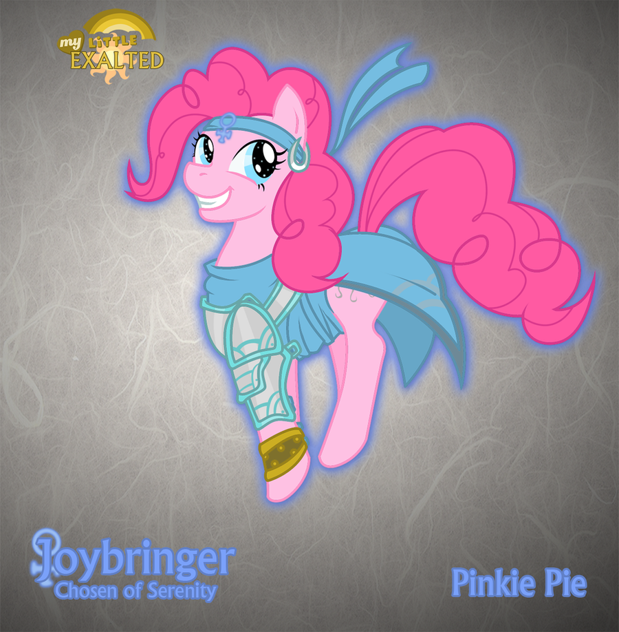 Joybringer Pinkie Pie by Rhanite