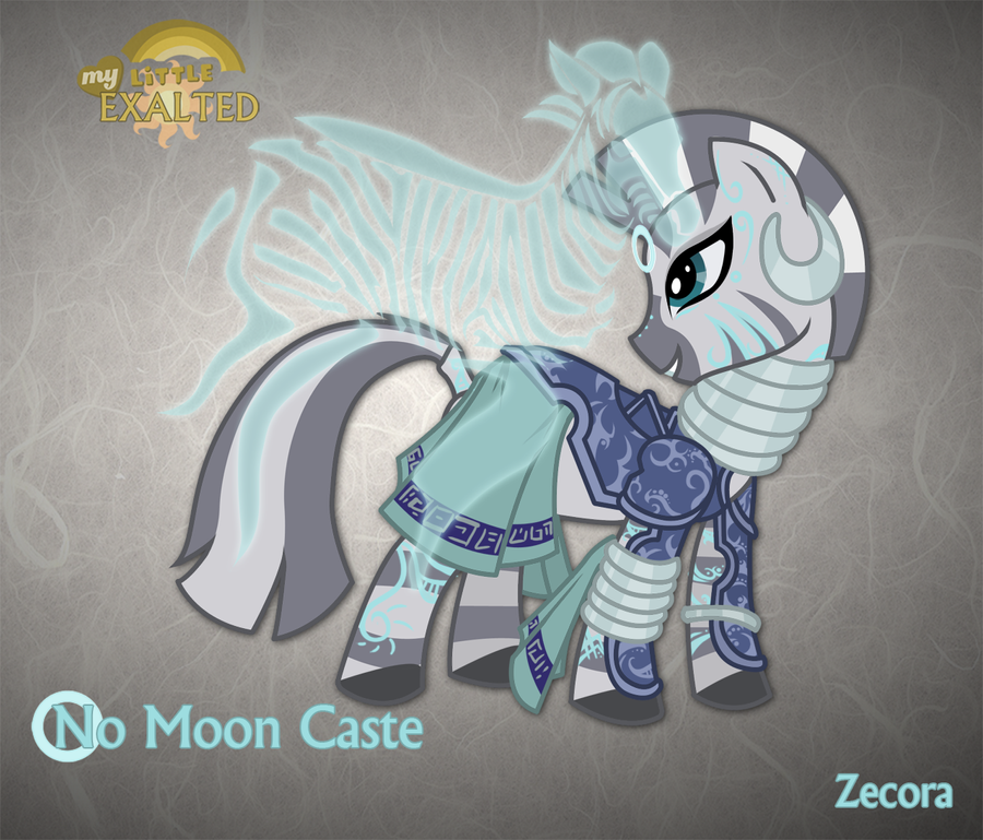 No Moon Zecora by Rhanite