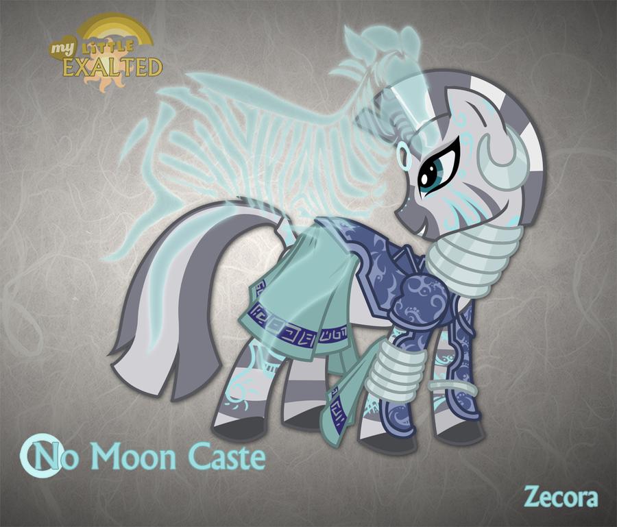 No Moon Zecora by Rhanite