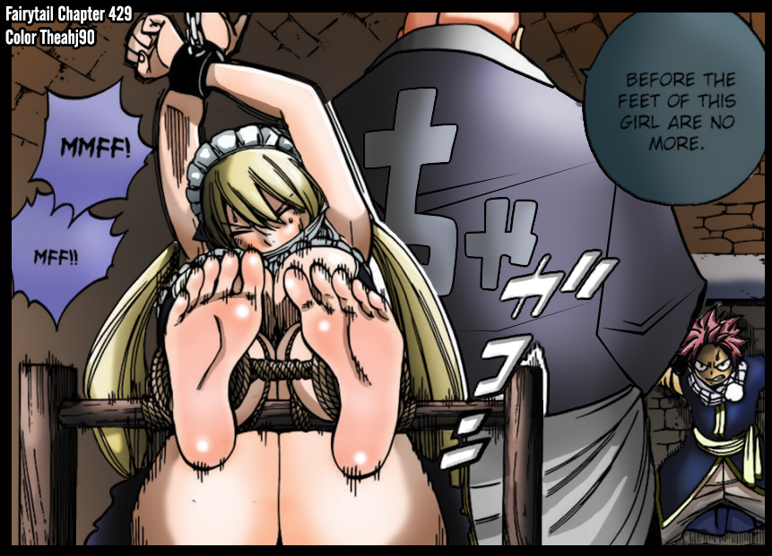 hentai tortured foot up arse fucking