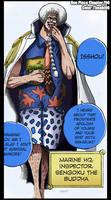 One Piece 796 Sengoku The Buddha Timeskip
