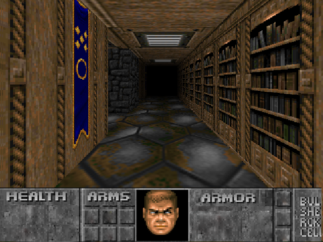 still working on the doom rpg maker game by ThePrinceofMars on
