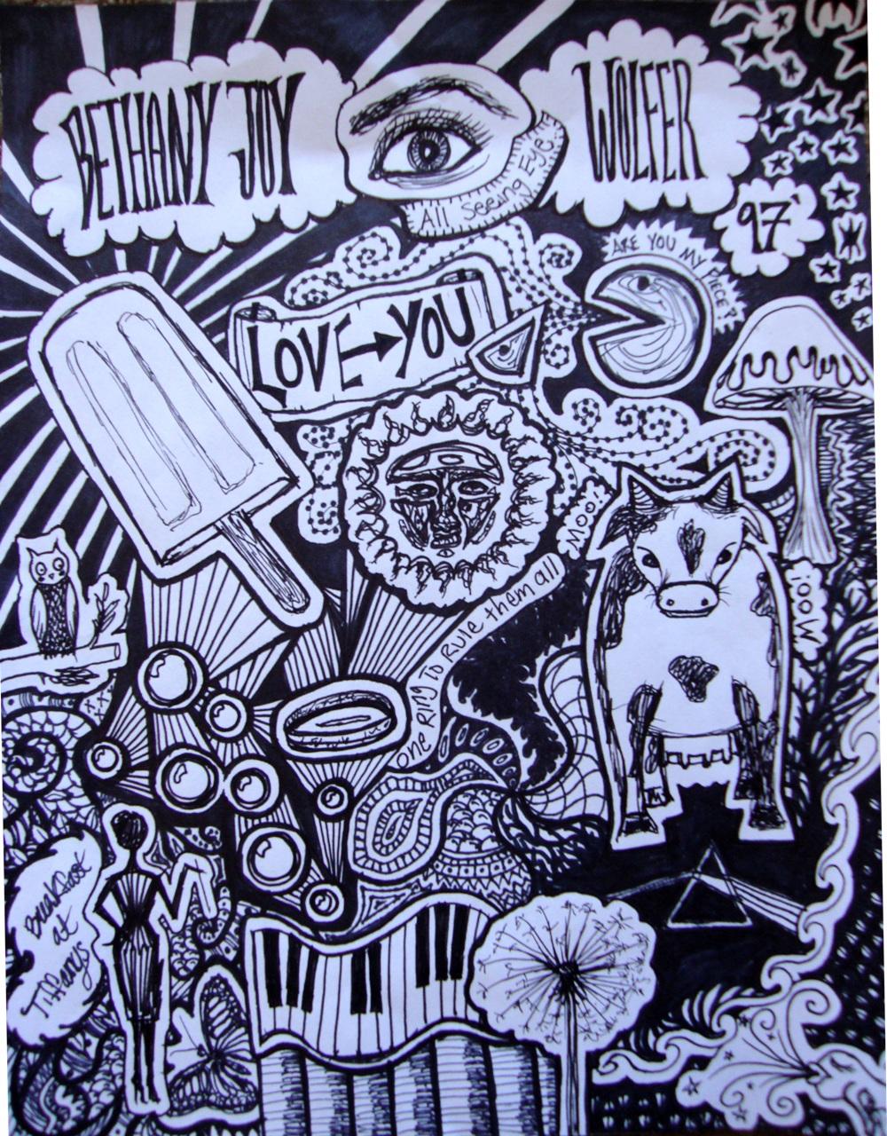 Bethany Joy Wolfer by HandsBrain