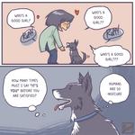 Who's a good girl???