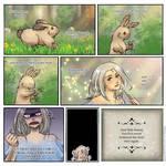 Little bunny Foo-Foo was an ass.