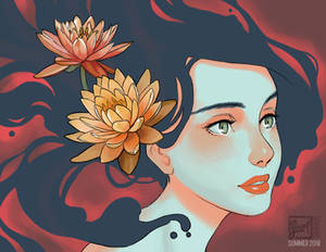 Lotus pool.