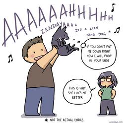 Aaaaaahhhhh~ by luyidraws