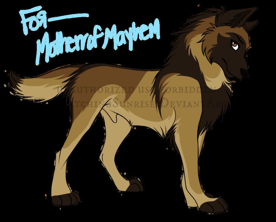 Surprise gift for MotherrofMayhem by MatrixPotato