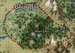 Chandor Landmarks