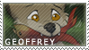 DotW Geoffrey Stamp by MatrixPotato