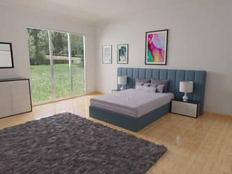 Bedroom by V-MULTI