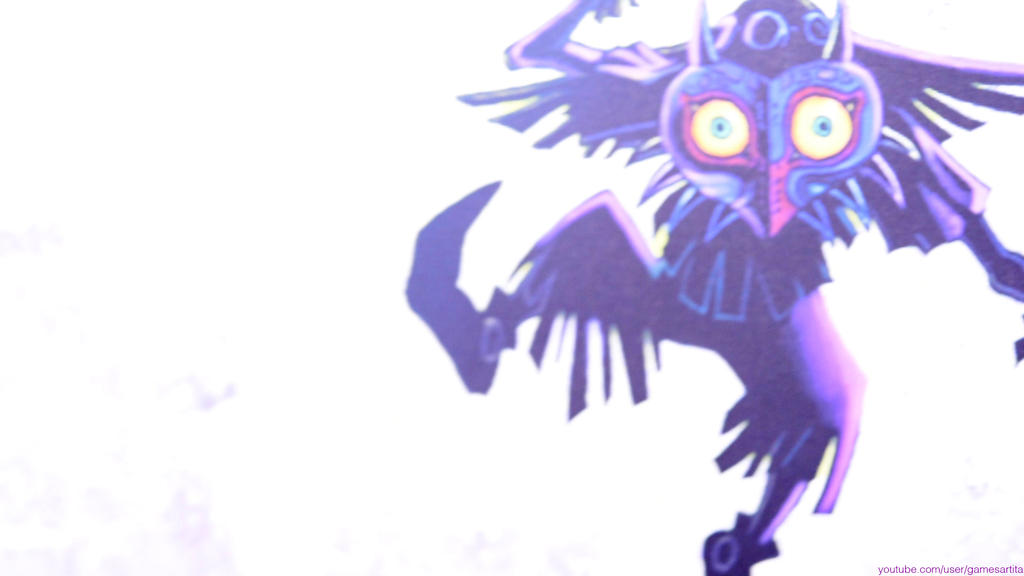 Skull Kid Wallpaper 37668
