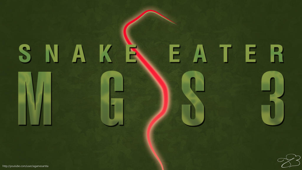 Metal Gear Solid 3: Snake Eater Wallpaper by tomastankiewicz