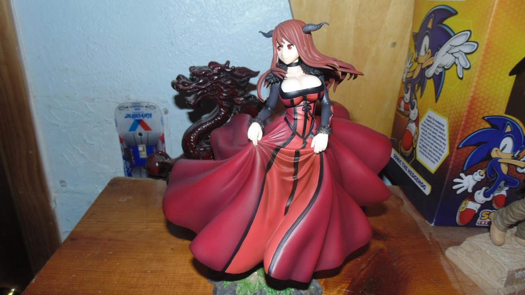 The Demon King and The Hero PVC Figure by IchigoXXRukia