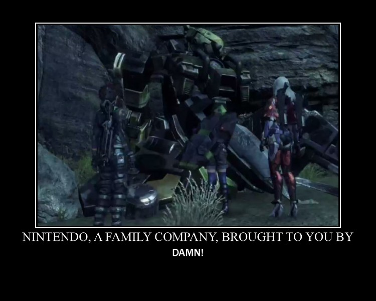 Nintendo, A Family Company by IchigoXXRukia