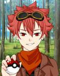 Pokemon Eon: Kaz Berkley